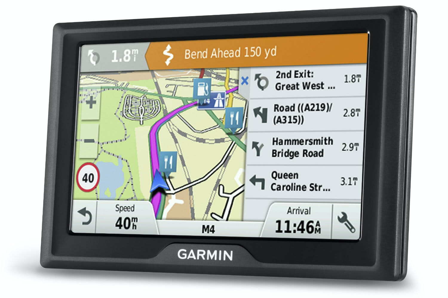 Garmin Drive 40 | UK & Ireland & Case