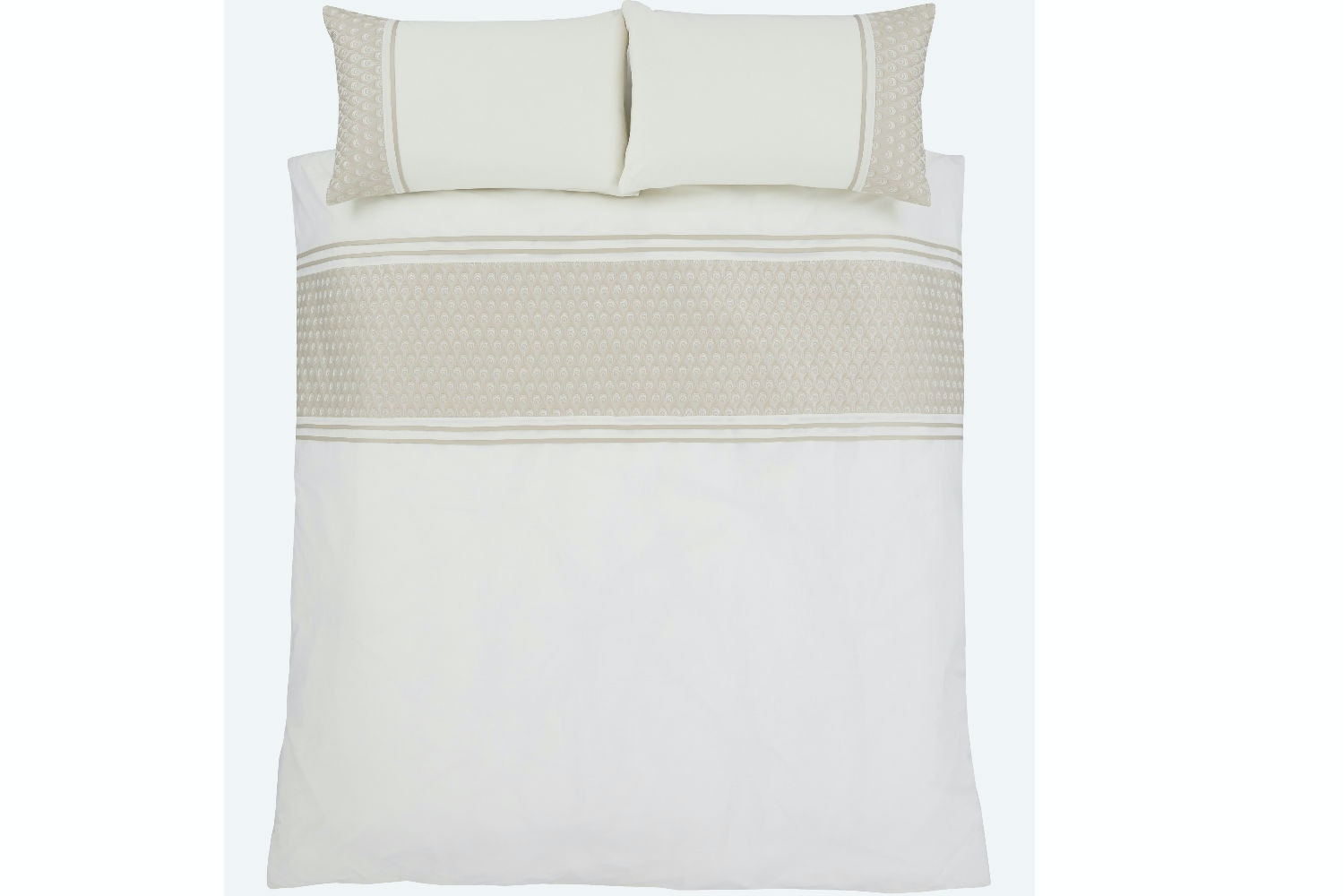 Lille Gold Bedspread | Double Bed