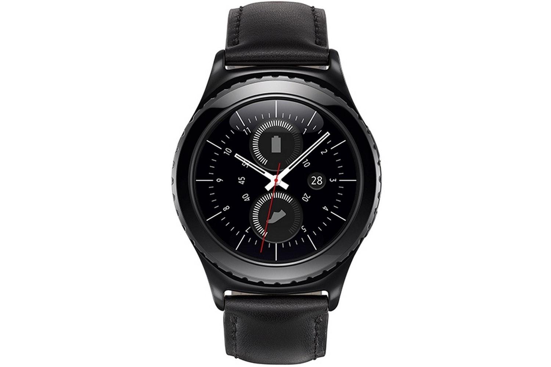 Samsung Gear S2 Classic Smartwatch | SM-R7320ZKABTU