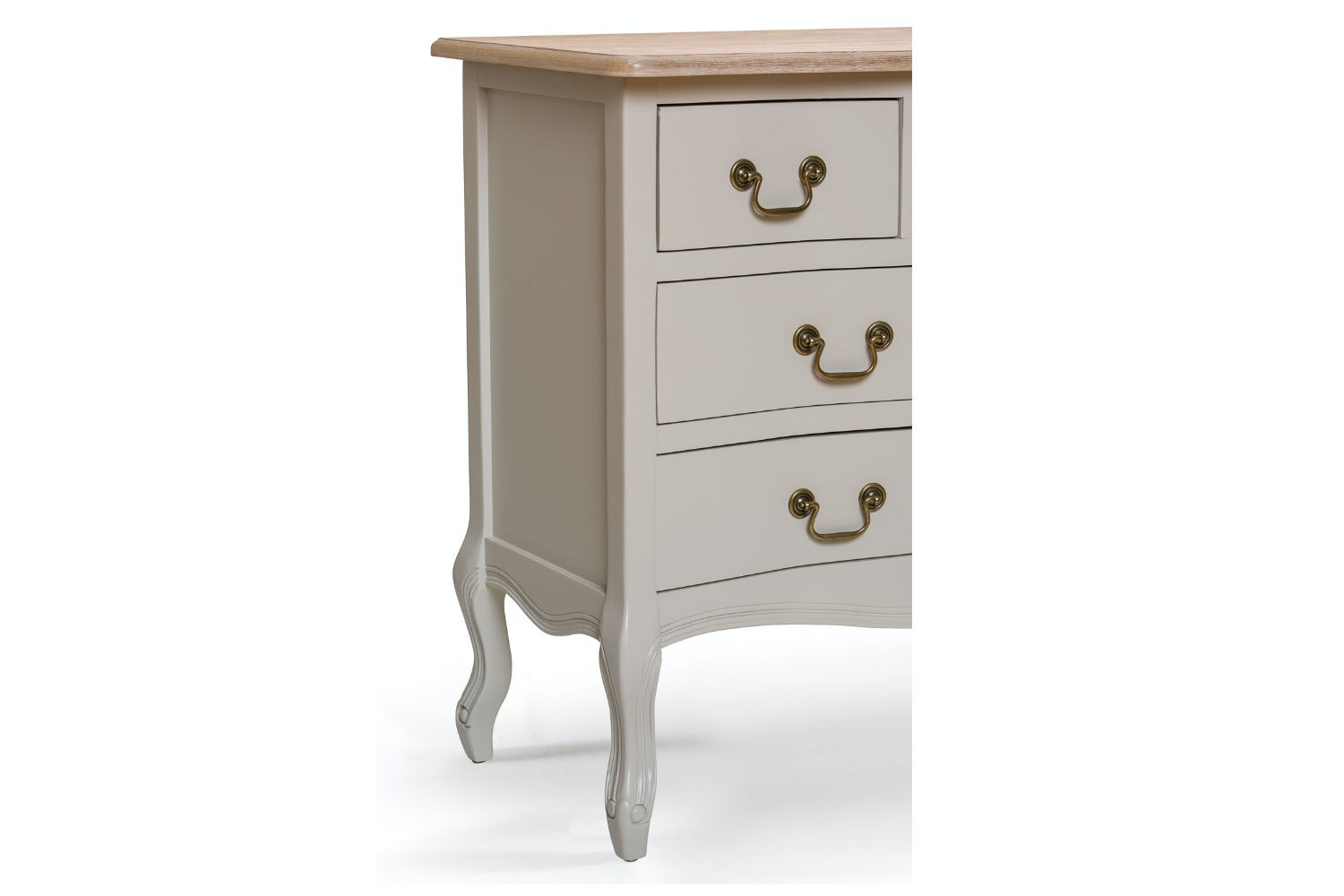 Bouvard 6 Drawer Dresser Chest | Grey