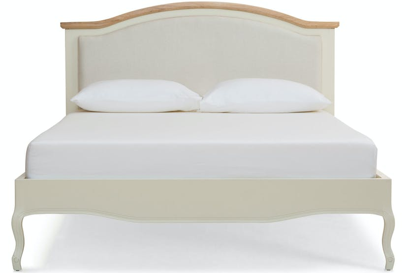 Bouvard Bed Frame 5ft | Cream
