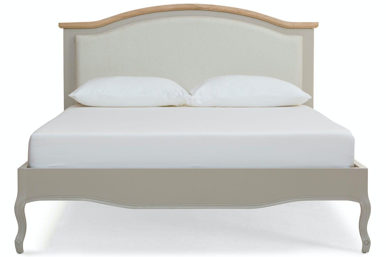 Bouvard Bed Frame 5ft | Grey | Ireland