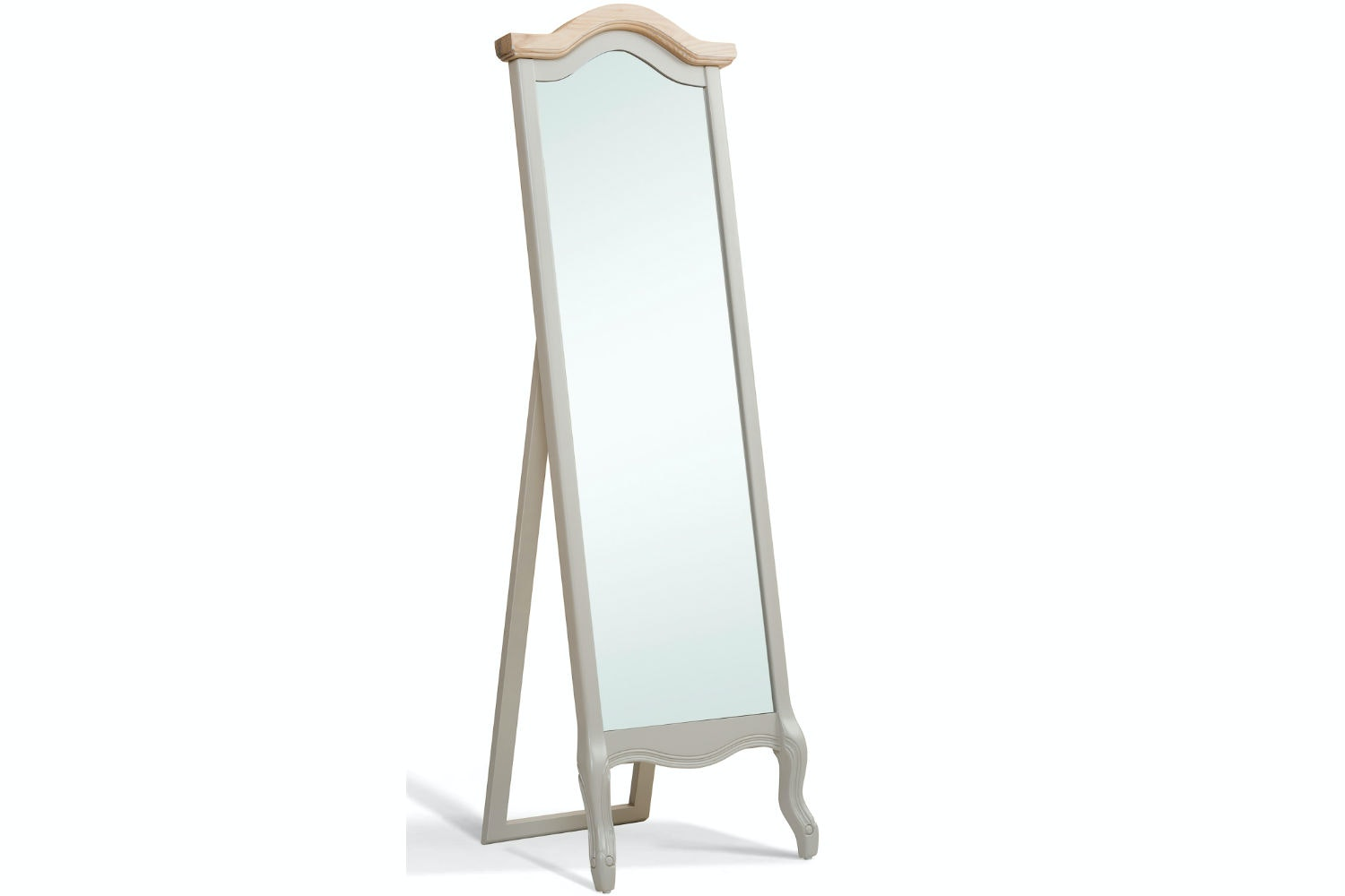 Bouvard Cheval Mirror | Grey