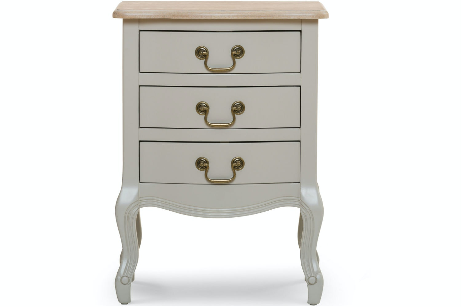 Bouvard Bedside Locker | Grey