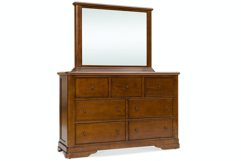 Langford Dresser Mirror | Cherry