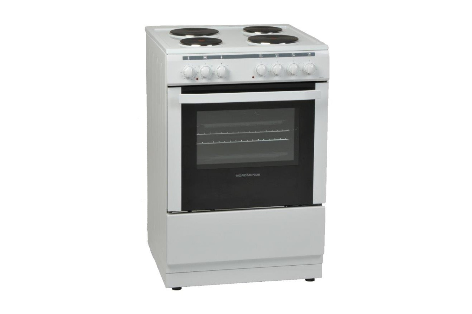 Nordmende 60cm Electric Cooker | CSE61WH