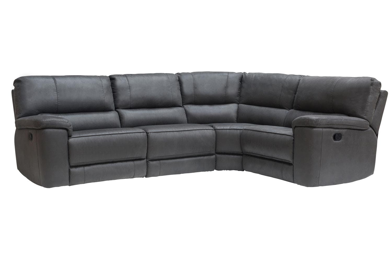 Coen recliner corner sofa ireland for Sectional sofa with corner recliner