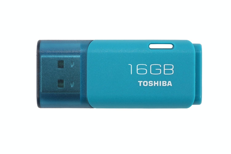 Toshiba 16GB USB flash drive | Blue