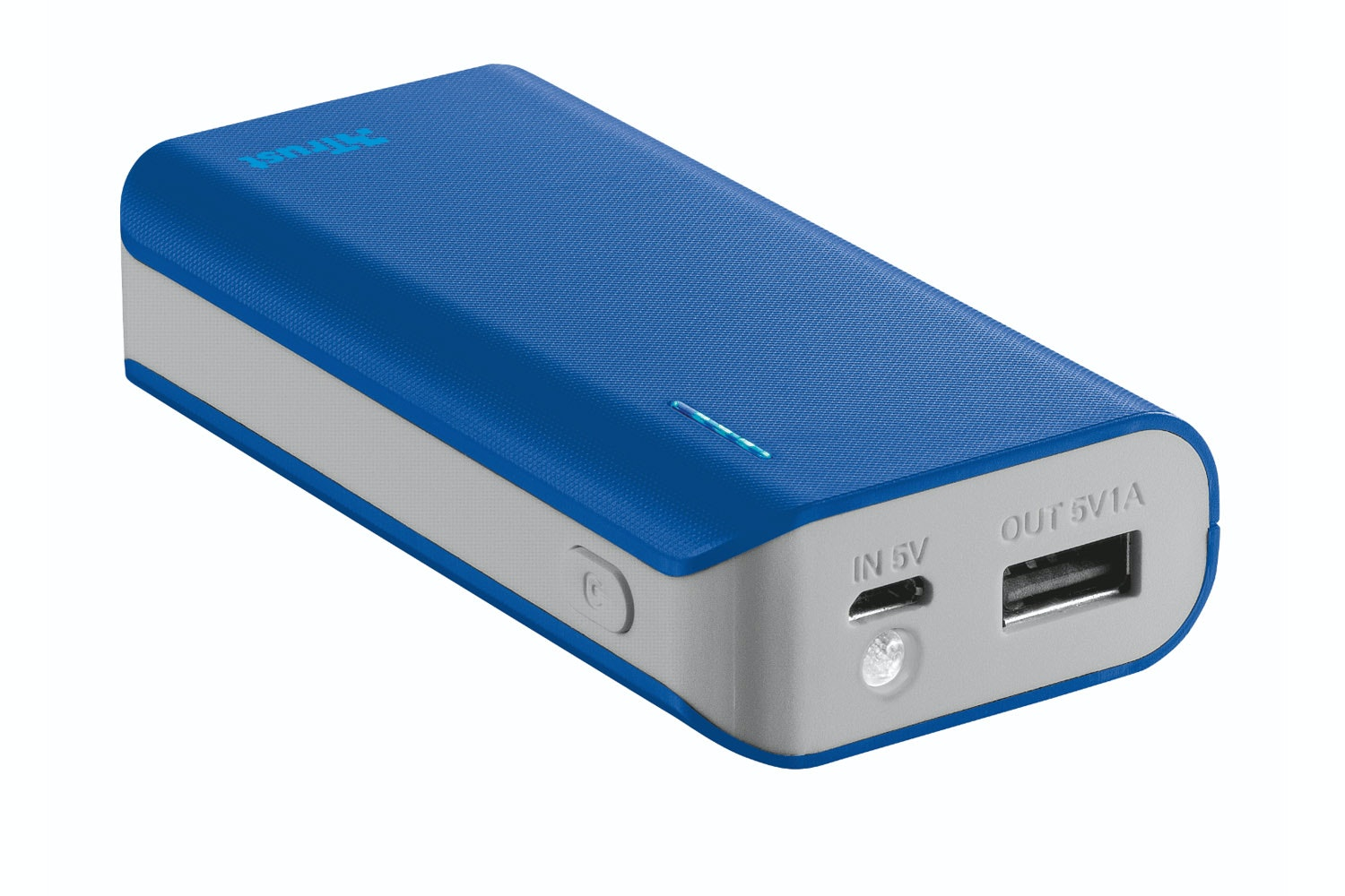 Trust 4400MaH Power Bank  | Blue