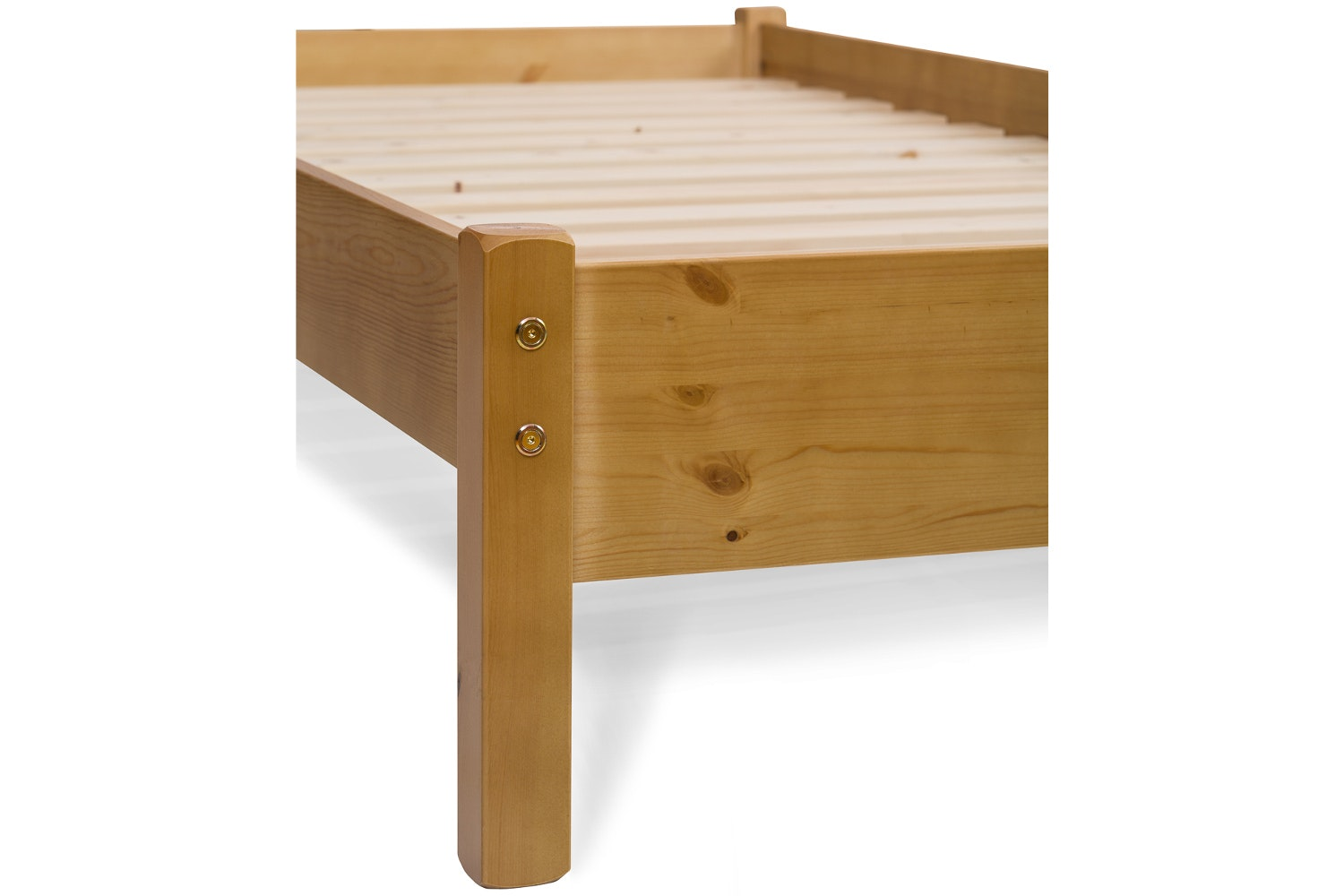 Emily Loft Bed Frame | 3ft | Natural