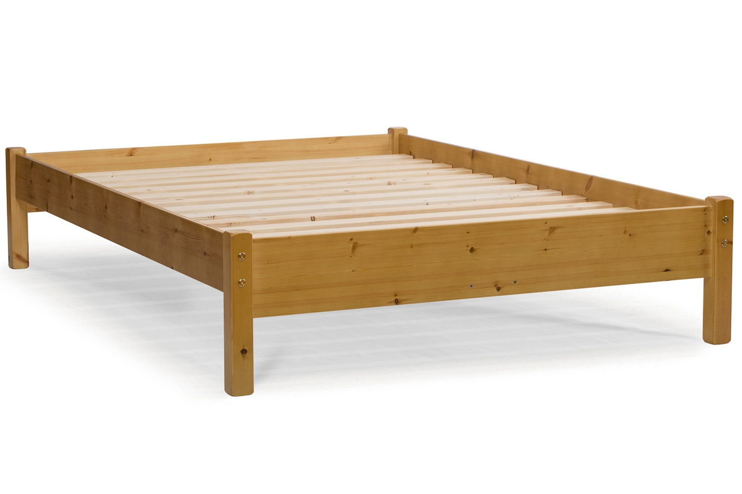 Emily Loft Bed Frame with Underbed Drawers | 4ft6 | Natural