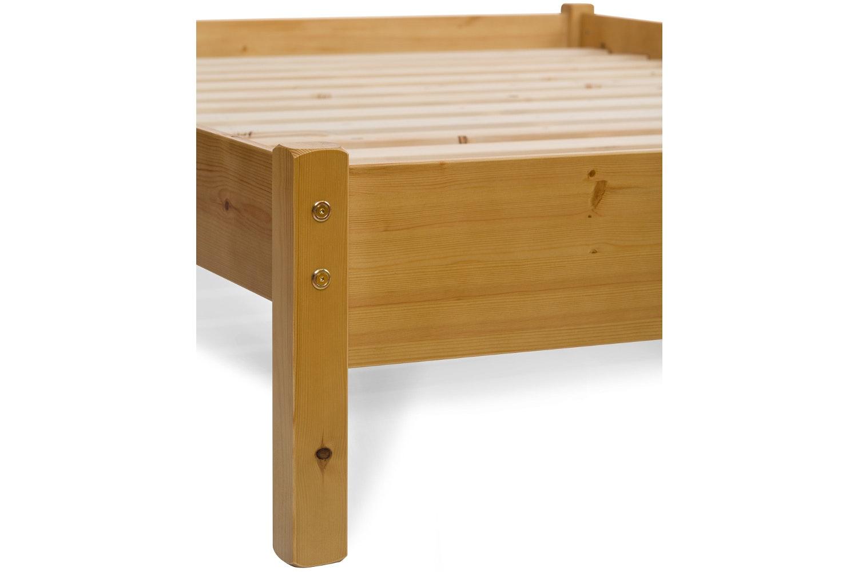 Emily Loft Bed Frame | 4ft6 | Natural
