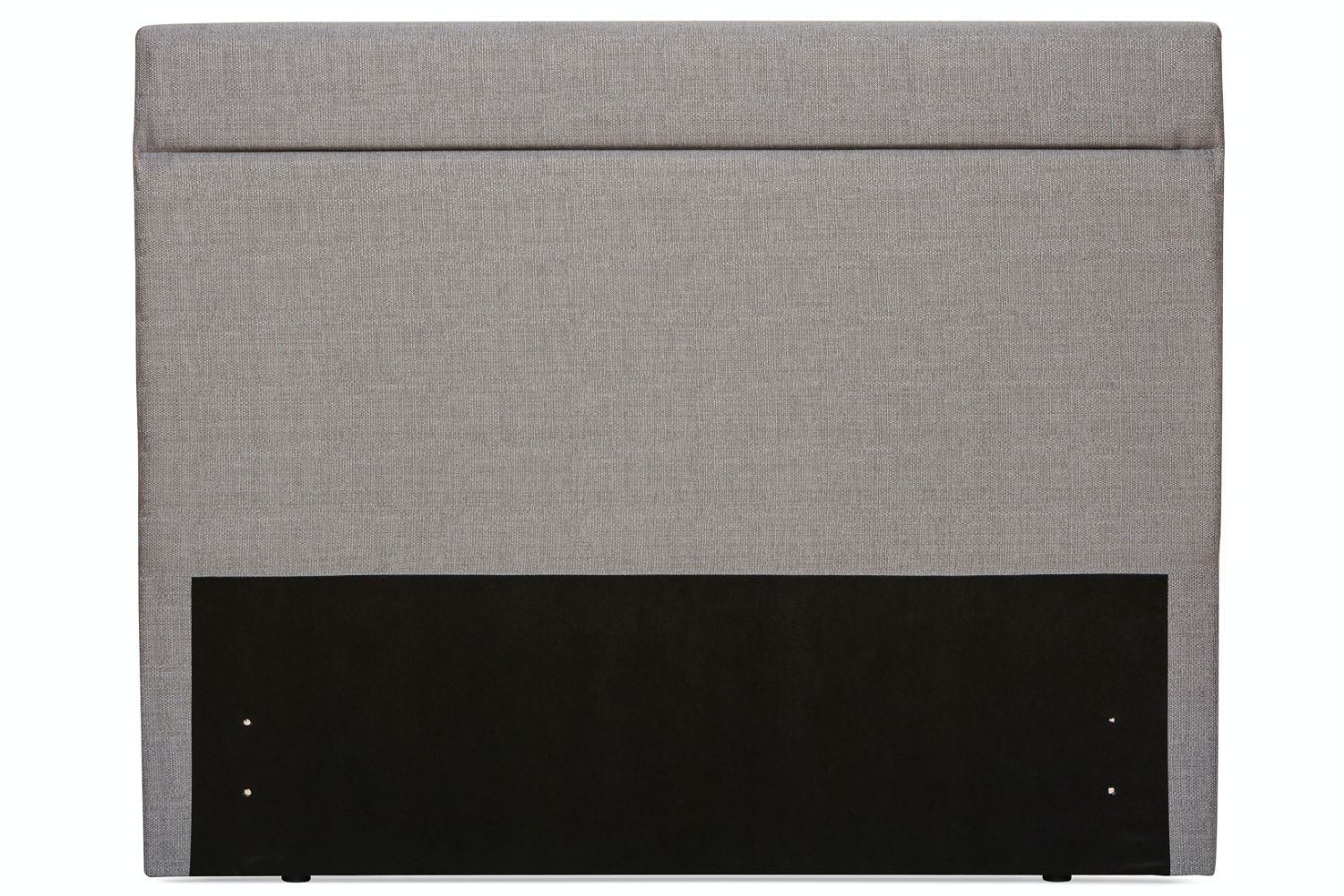 Duval 5' Headboard | Grey Horizontal Stitch
