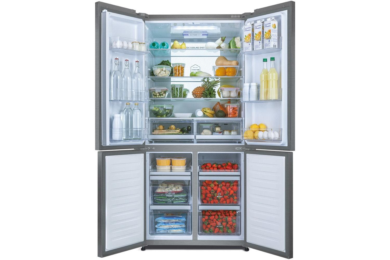 Haier American Fridge Freezer | HTF456DM6