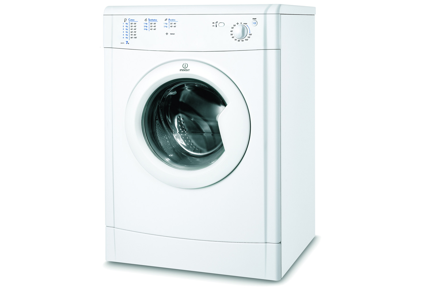 Indesit 8kg Eco Washing Machine Iwc81482 Ireland Printed Circuit Board Repairs For Tumble Dryers Aeg Electrolux Ecotime 7kg Vented Dryer Idv75