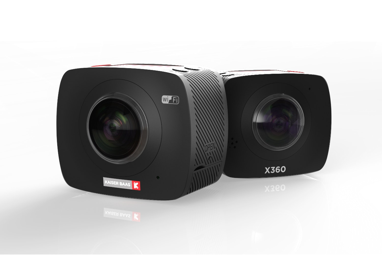 Kaiser Baas X360 Virtual Reality VR Camera