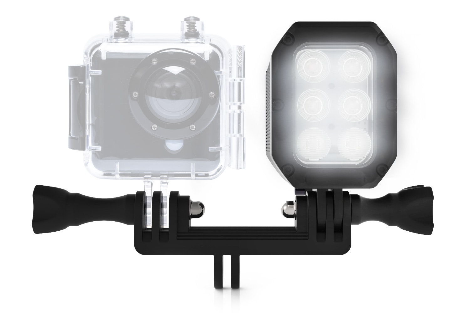 Kaiser Baas X-Beam LED Action Cam light