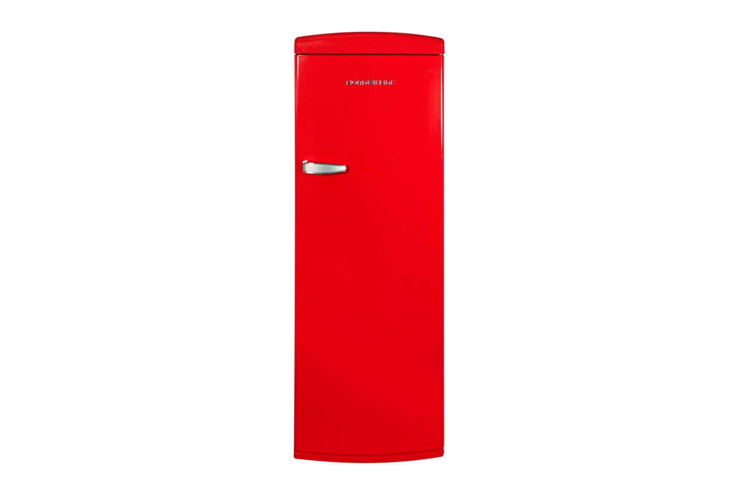 Nordmende Freestanding Fridge Red | RET341RA+