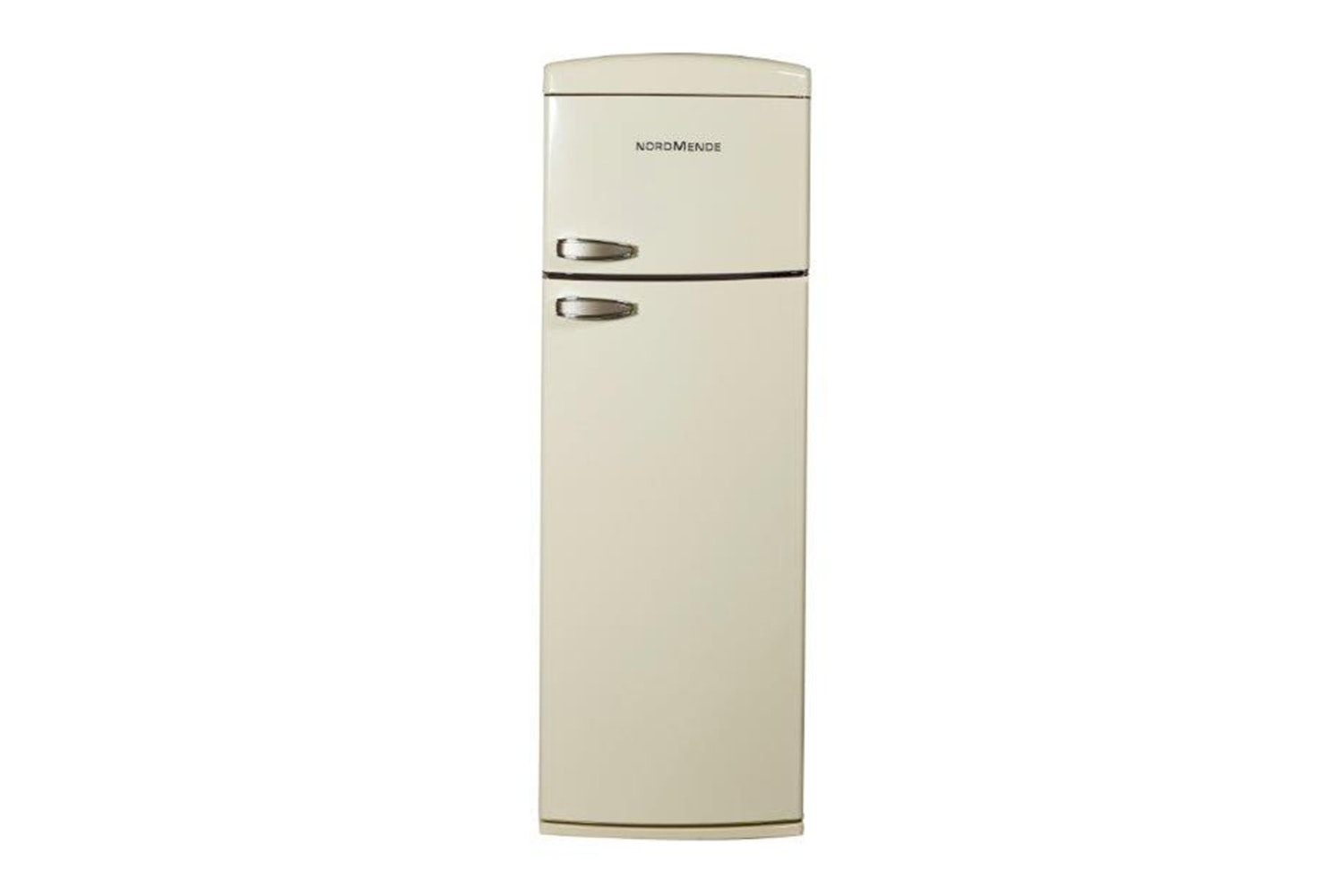Nordmende Retro Freestanding Fridge Freezer | RET347CA+