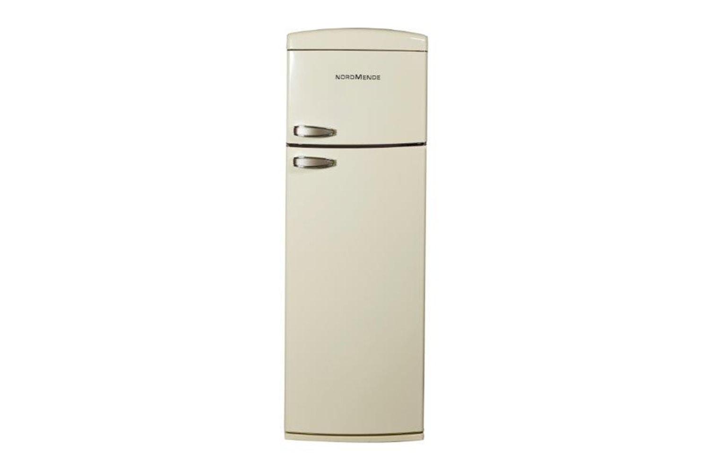 Nordmende Retro Freestanding Fridge Freezer | RET347CA+