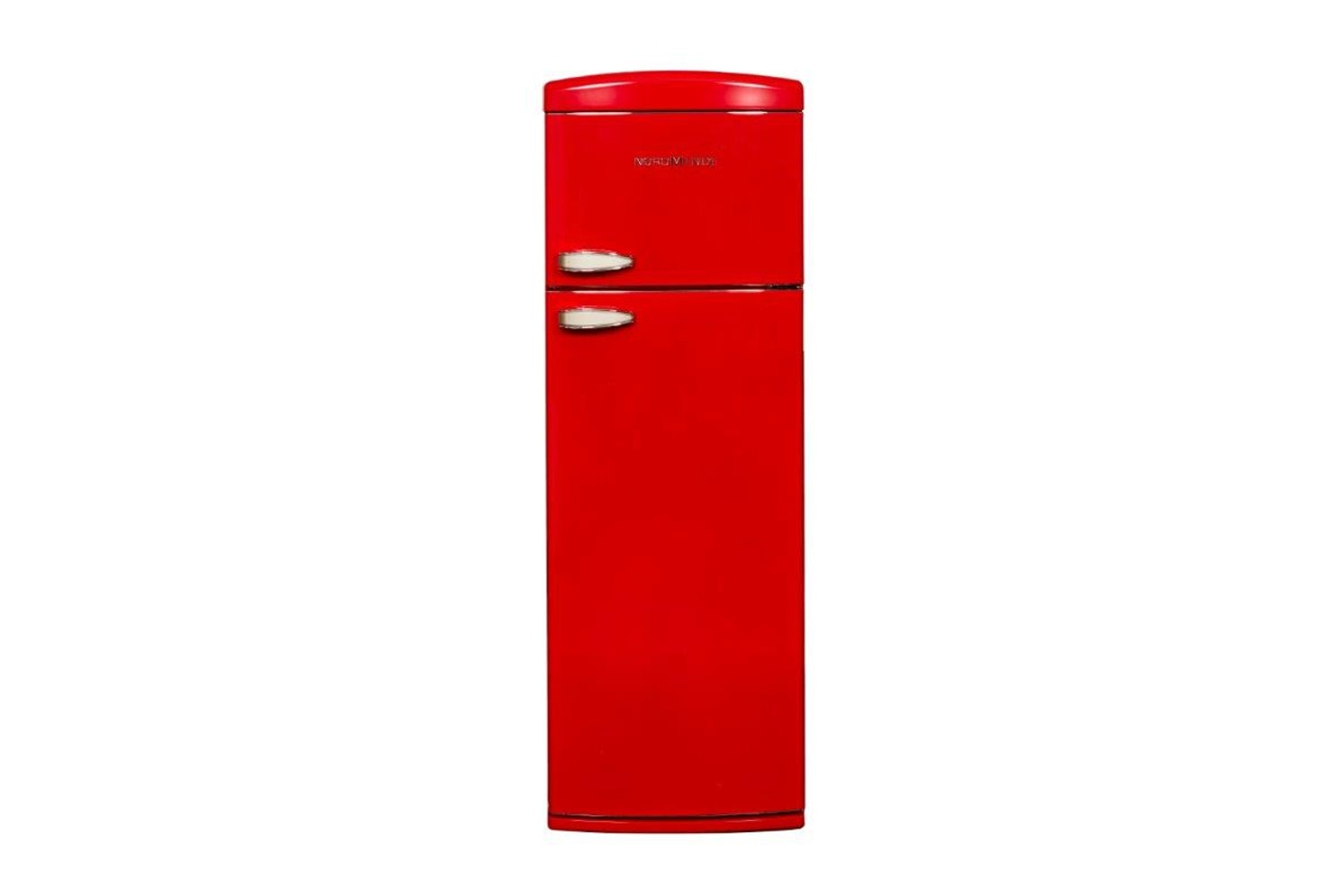 Nordmende Retro Freestanding Fridge Freezer | RET347RA+