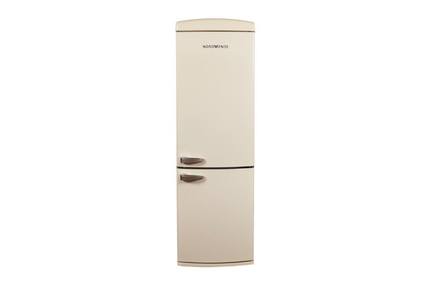 Nordmende Retro Freestanding Fridge Freezer | RETNF368CA+