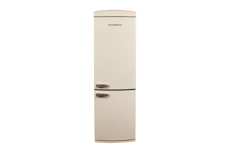 Nordmende Freestanding Retro Fridge Freezer | RETNF368CA+