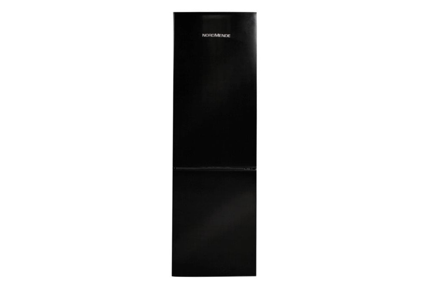 Nordmende Freestanding Fridge Freezer Black | RFF6040BLA+