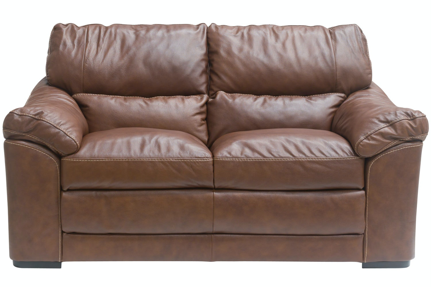 Senna Leather 2 Seater Sofa