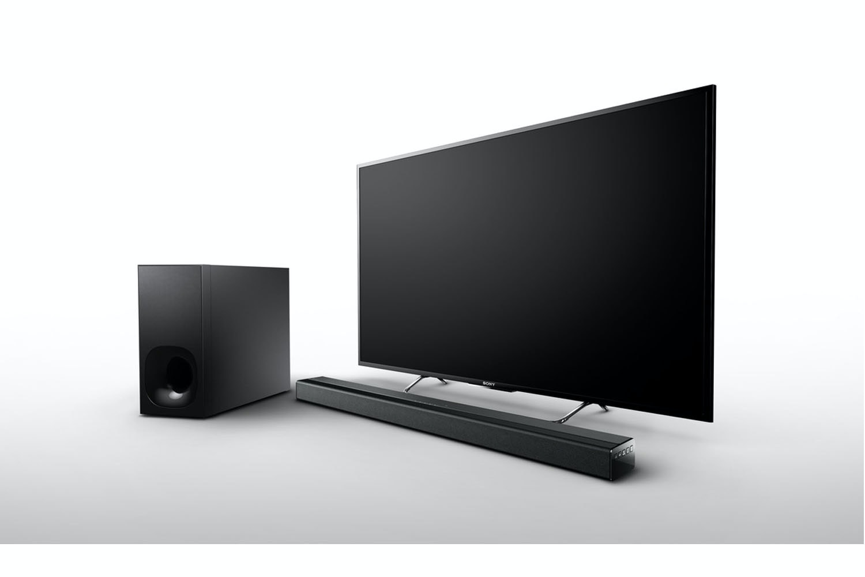 Sony 2.1ch Bluetooth Soundbar   HT-CT180