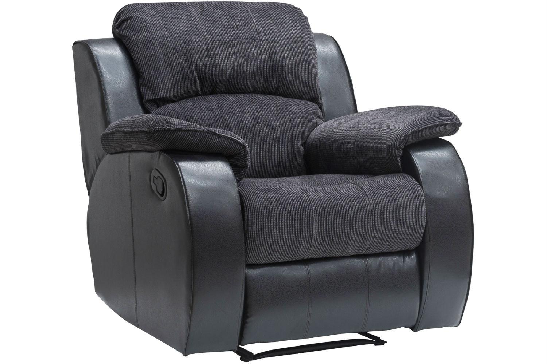 Kayde Recliner Chair | Black