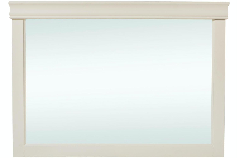 Chardonnay Dresser Mirror Cream