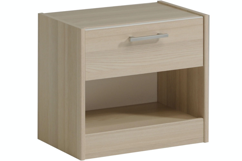 Charlie Bedside Locker | Acacia