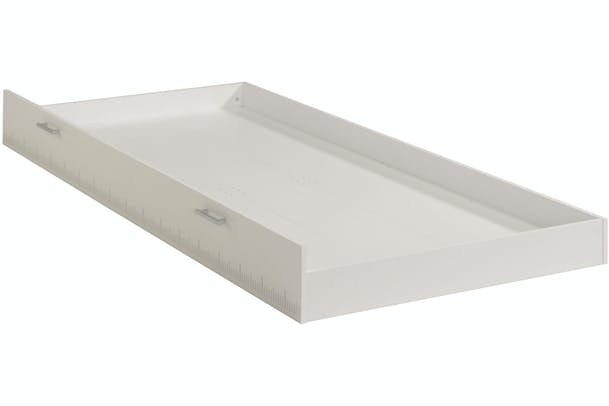 Charlie Trundle Drawer | 3ft | White