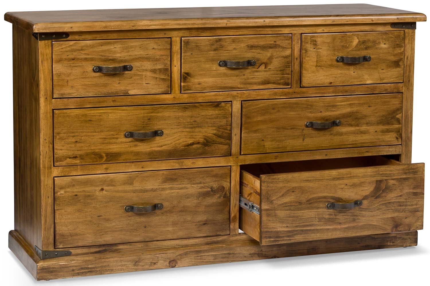 Galveston 7 Drawer Dresser