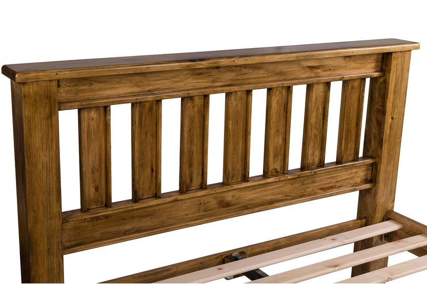 Galveston Double Bed Frame | 4ft6