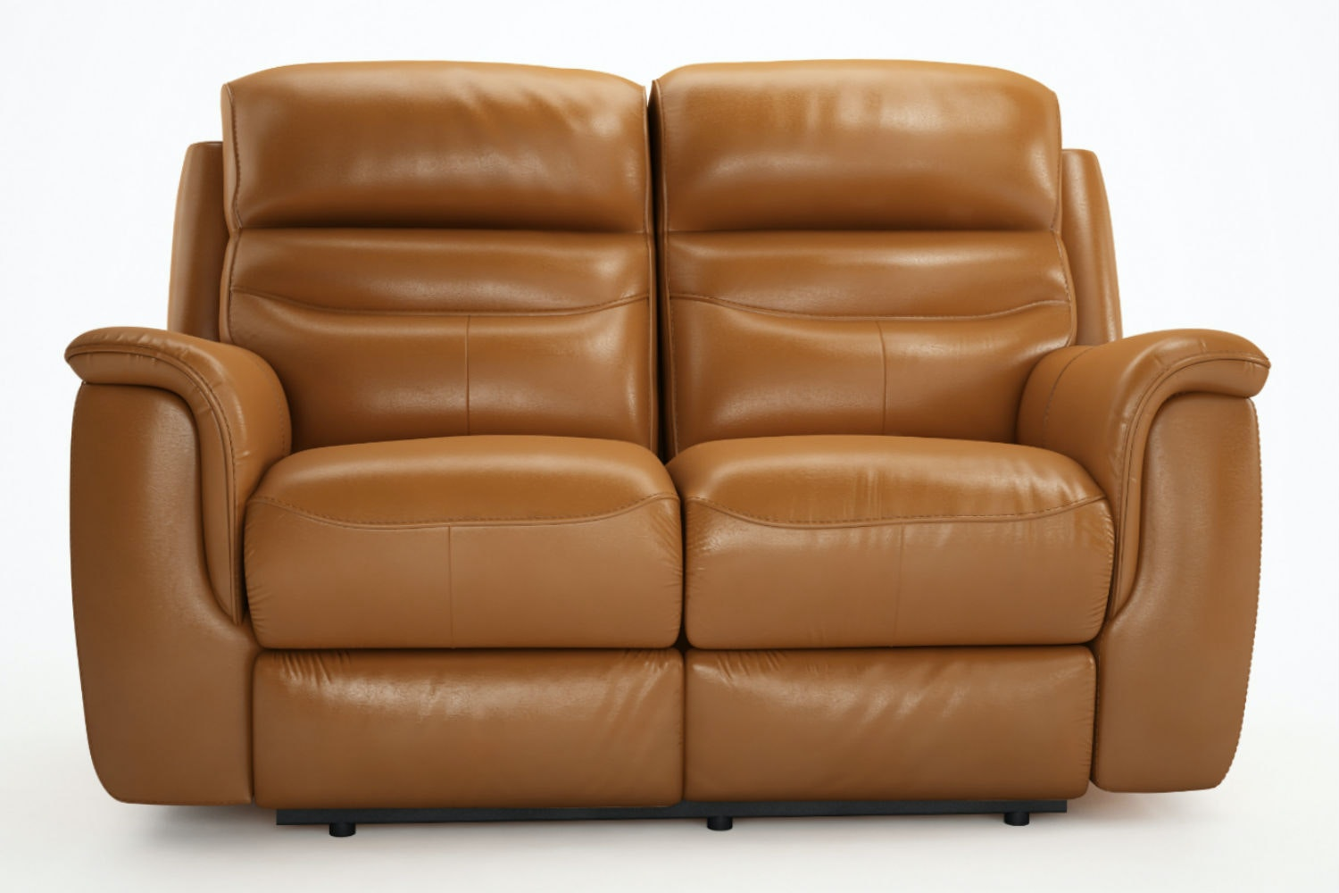 Bayle 2 Seater Leather Recliner Sofa