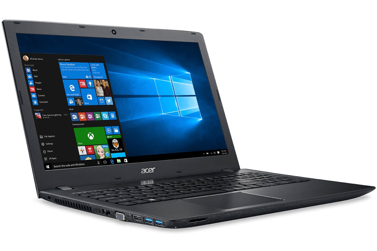 "Acer Aspire ES5 15.6"" Laptop 