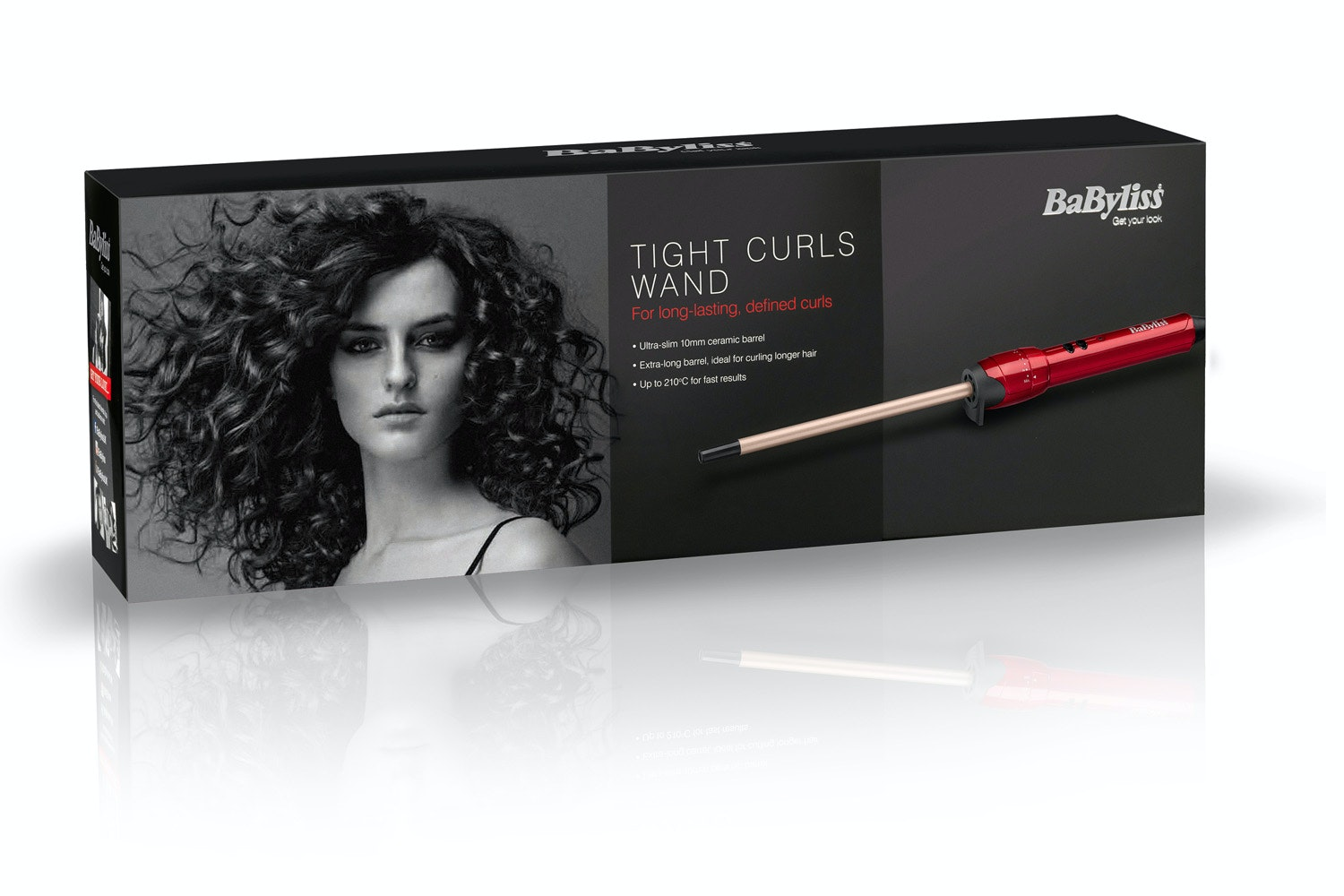 BaByliss Tight Curls Wand | 2385U