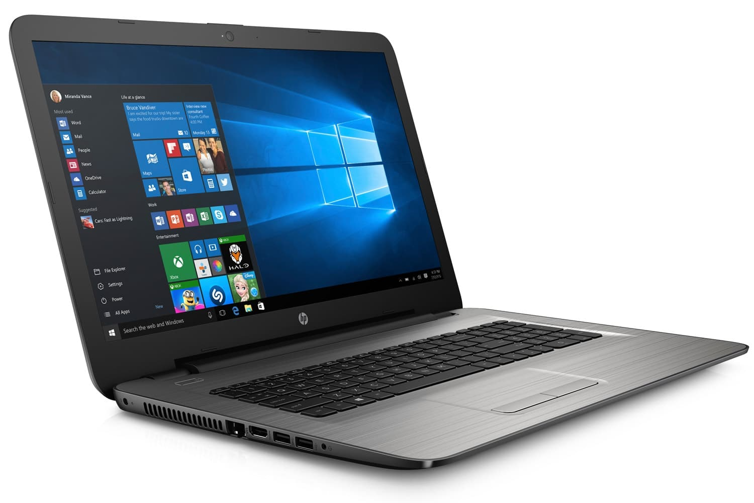 "HP 17"" Notebook 
