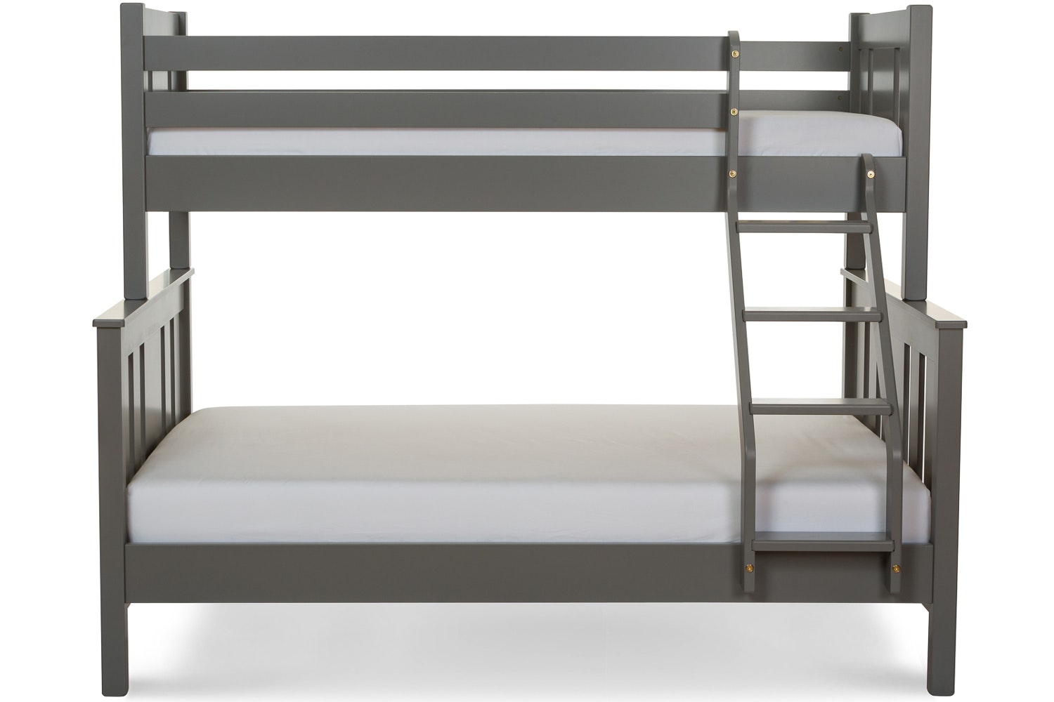 Picture of: Bed Grey Bunk Bed