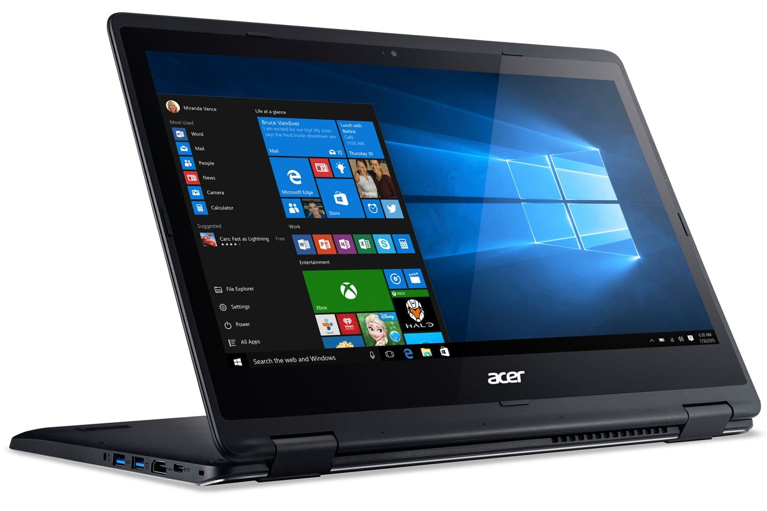 "Acer Aspire R 14 14"" Laptop 