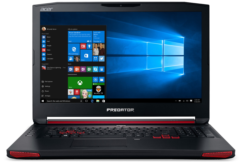 "Acer Predator 17.3"" Core i7 | 16GB | 256GB"