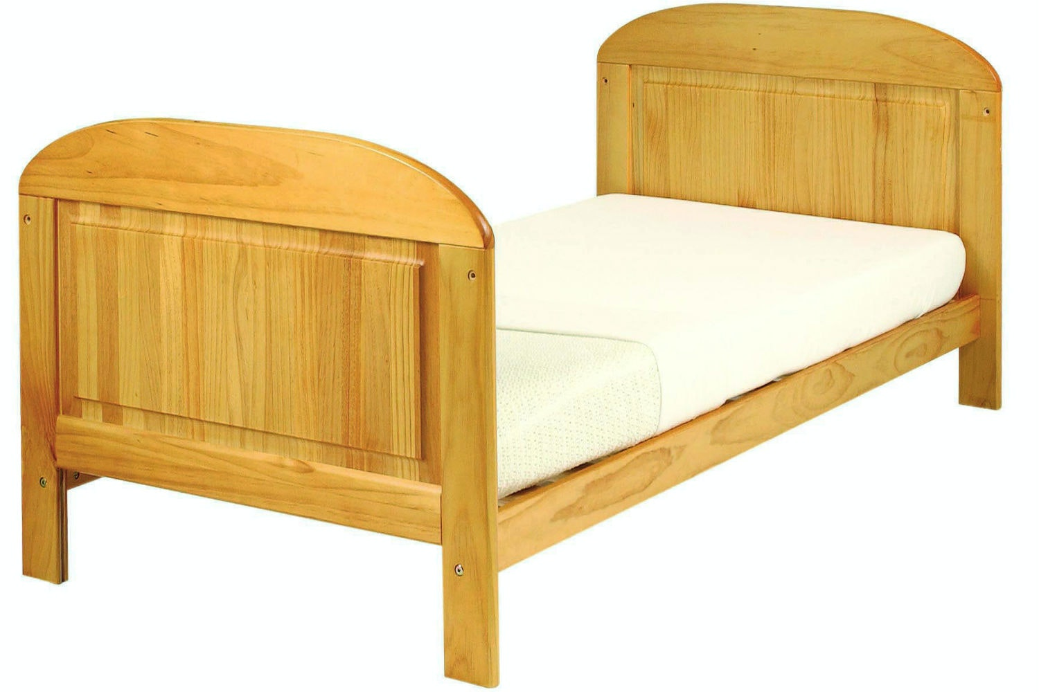 Angelina 2 in 1 Cot Bed | Antique Pine