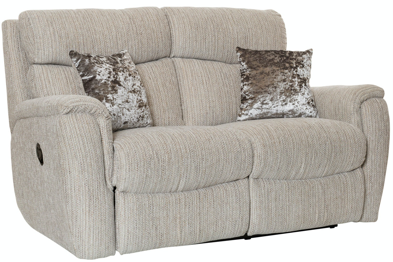 Denver 2 Seater Recliner Sofa