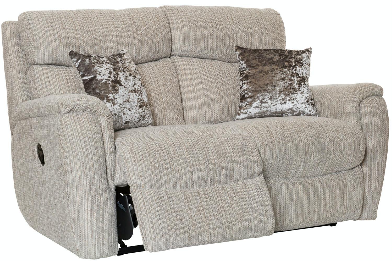 Denver 2 Seater Recliner Sofa