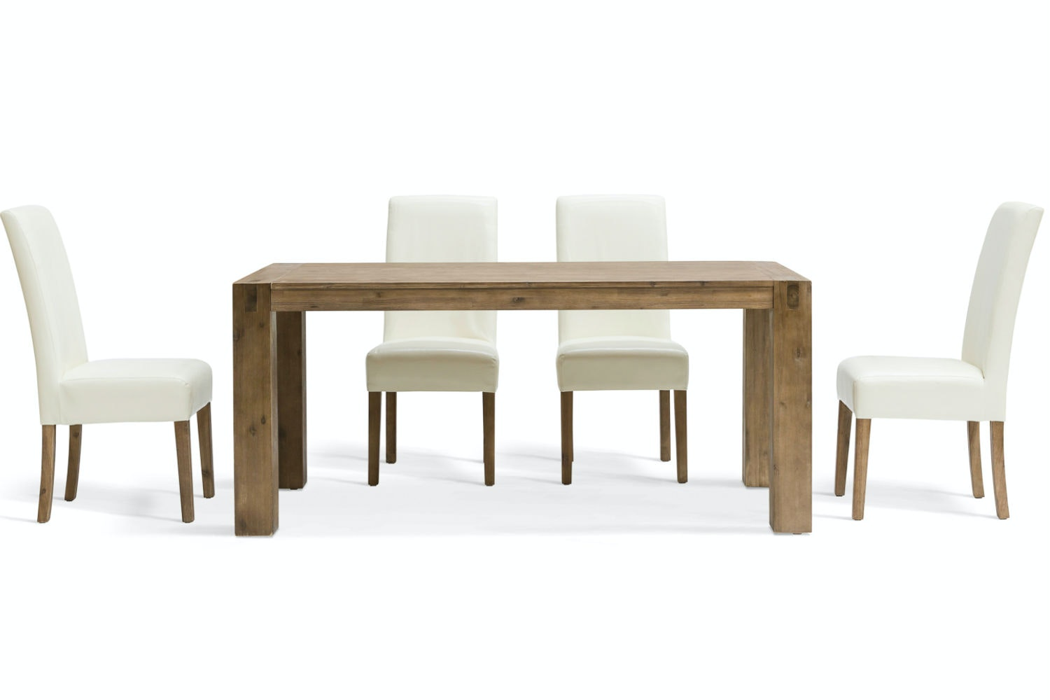Hamburg 5-Piece Dining Set | Hamburg Chair
