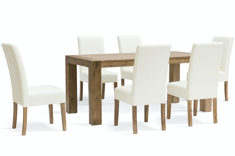 Hamburg 7-Piece Dining Set | Hamburg Chair