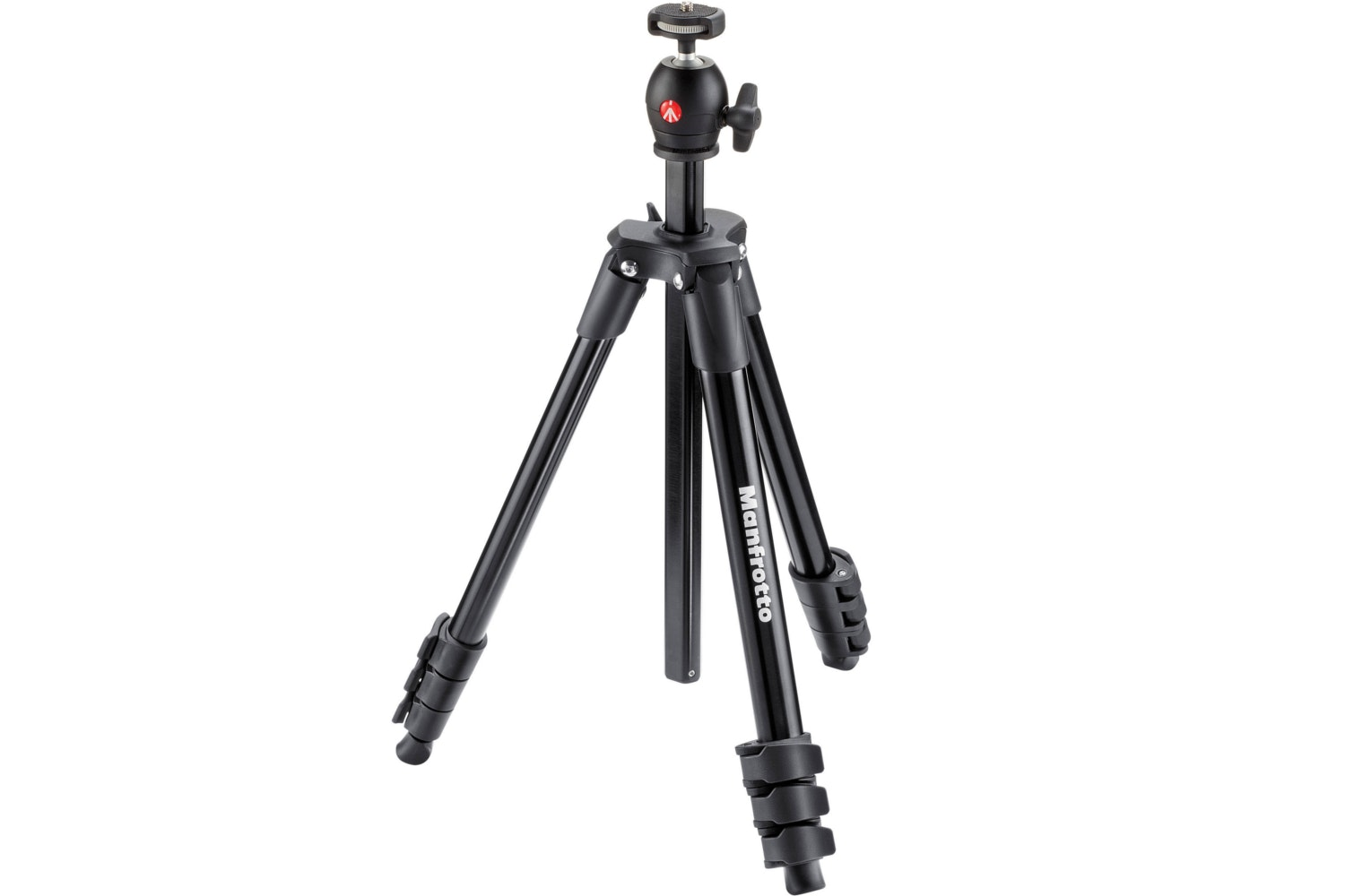 Manfrotto Compact Light Tripod | Black