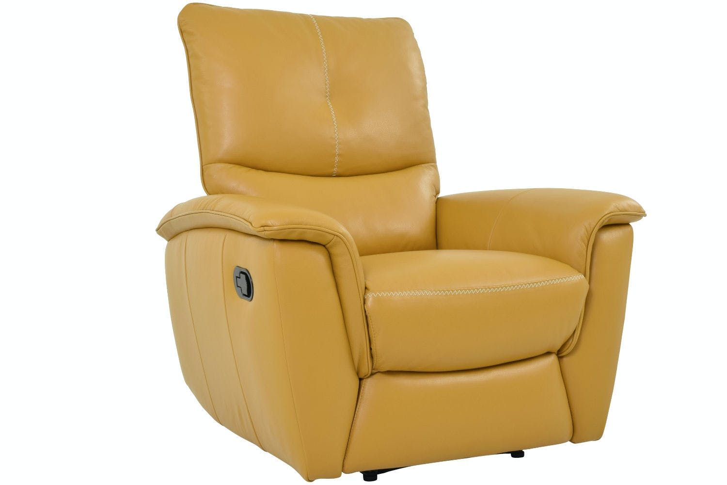balmoral recliner albert grain top in balmoralalbert abode topgrainleather humble leather shasta hookerfurniture